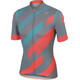 Sportful Volt Jersey Men tradewinds/blue niagara/coral